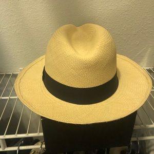 J Crew Panama hat size s/m